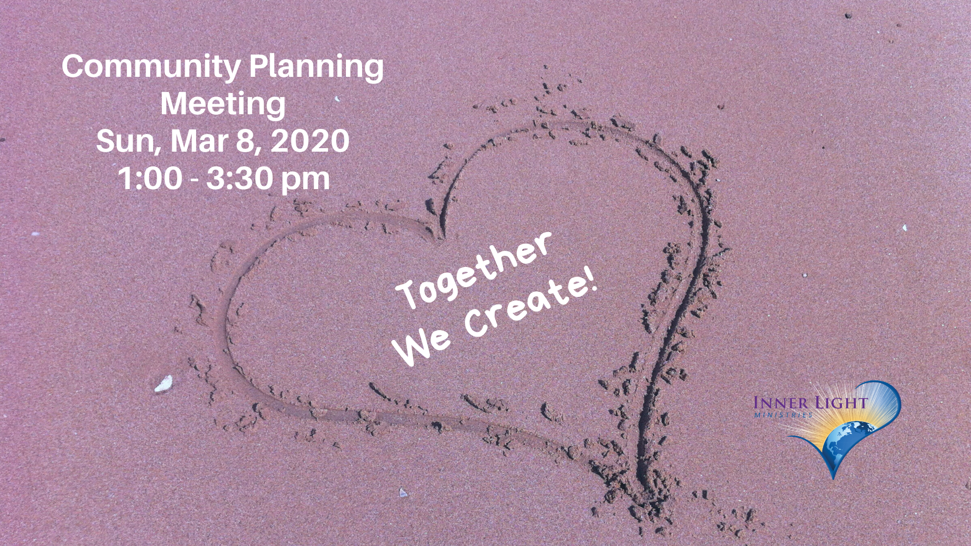 Community Planning Meeting & Potluck