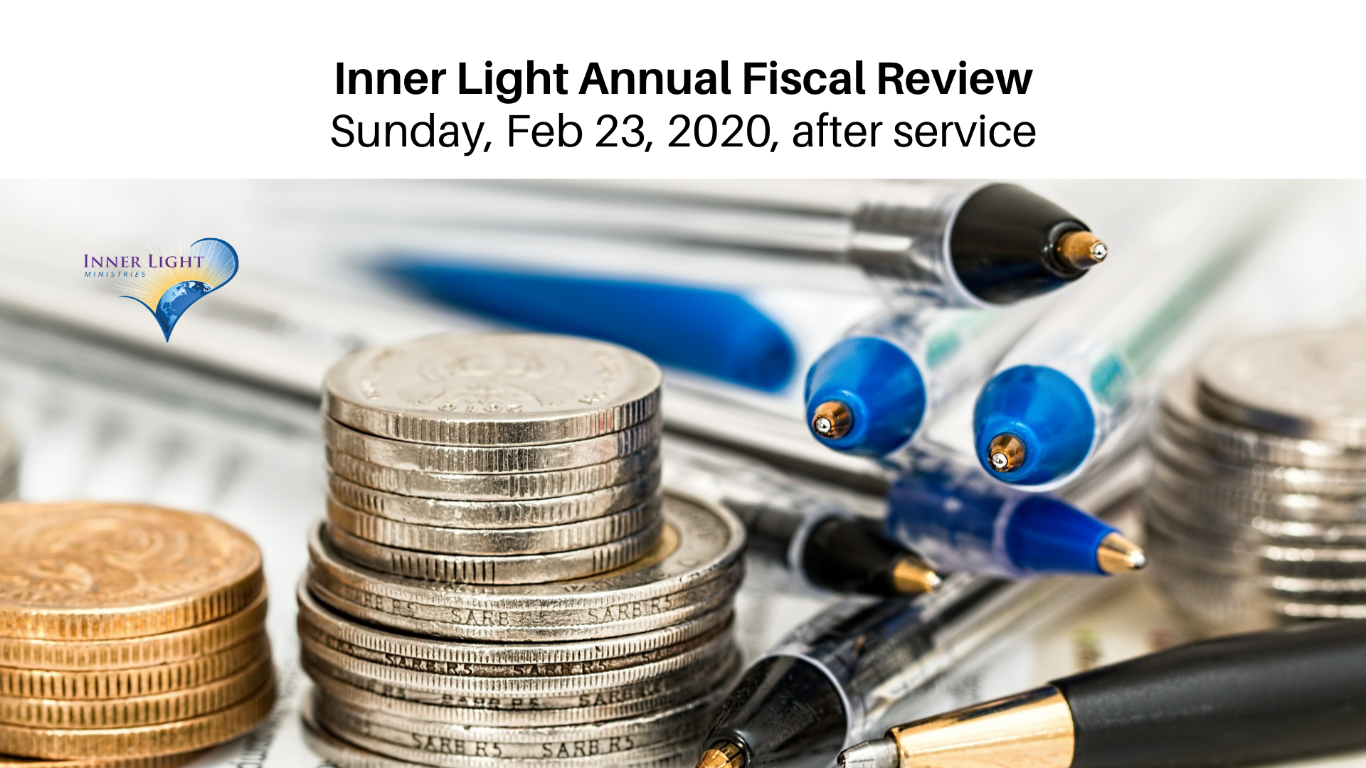 Inner Light Annual Fiscal Review
